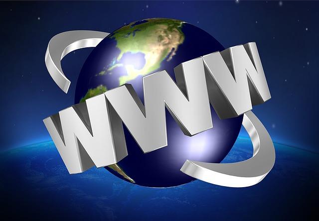internet kolem Země